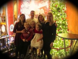 Unser Weihnachtskarten foto