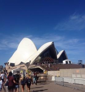 Sydney Opernhaus 2