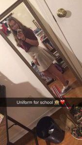 Meine zweite Uniform