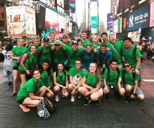 Die beste Gruppe der Welt - Grant Gators North in New York City