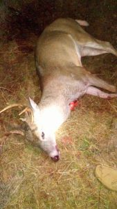 Jagdsaison in Oklahoma