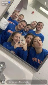 Mein Basketballteam